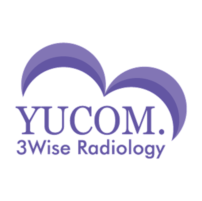 YUCOM.3Wise Radiology logo